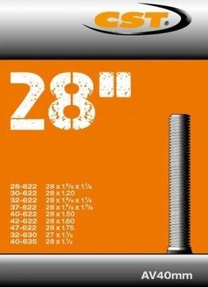 CST binnenband 28 x 1.75 (28/47-622) HV 48mm