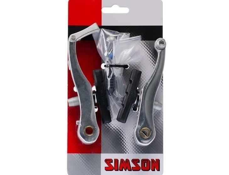 021807 Simson V-Brake Remmenset