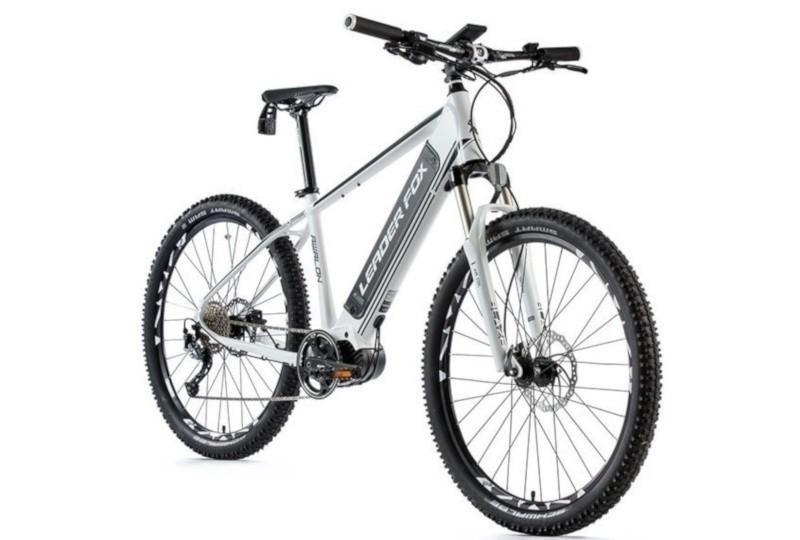 Leader Fox E-bike Awalon Gent 27.5 2019 middenmotor