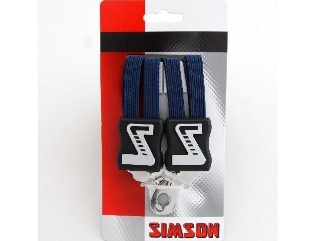 021344 Simson Snelbinder 49cm extra kort marine