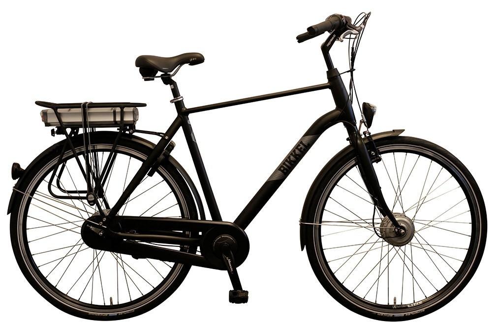 Bikkel iBee Magma 3V elektrische fiets met voorwielmotor