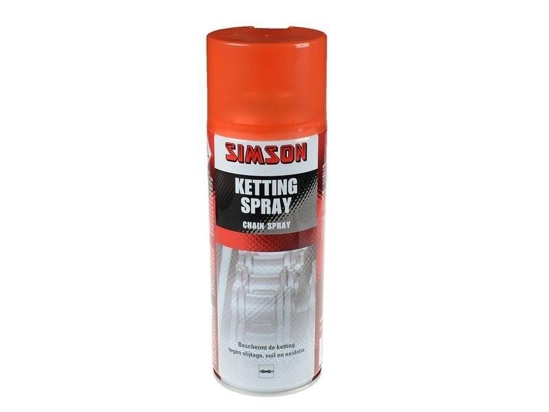 021000 Simson Ketting Spray 400ml