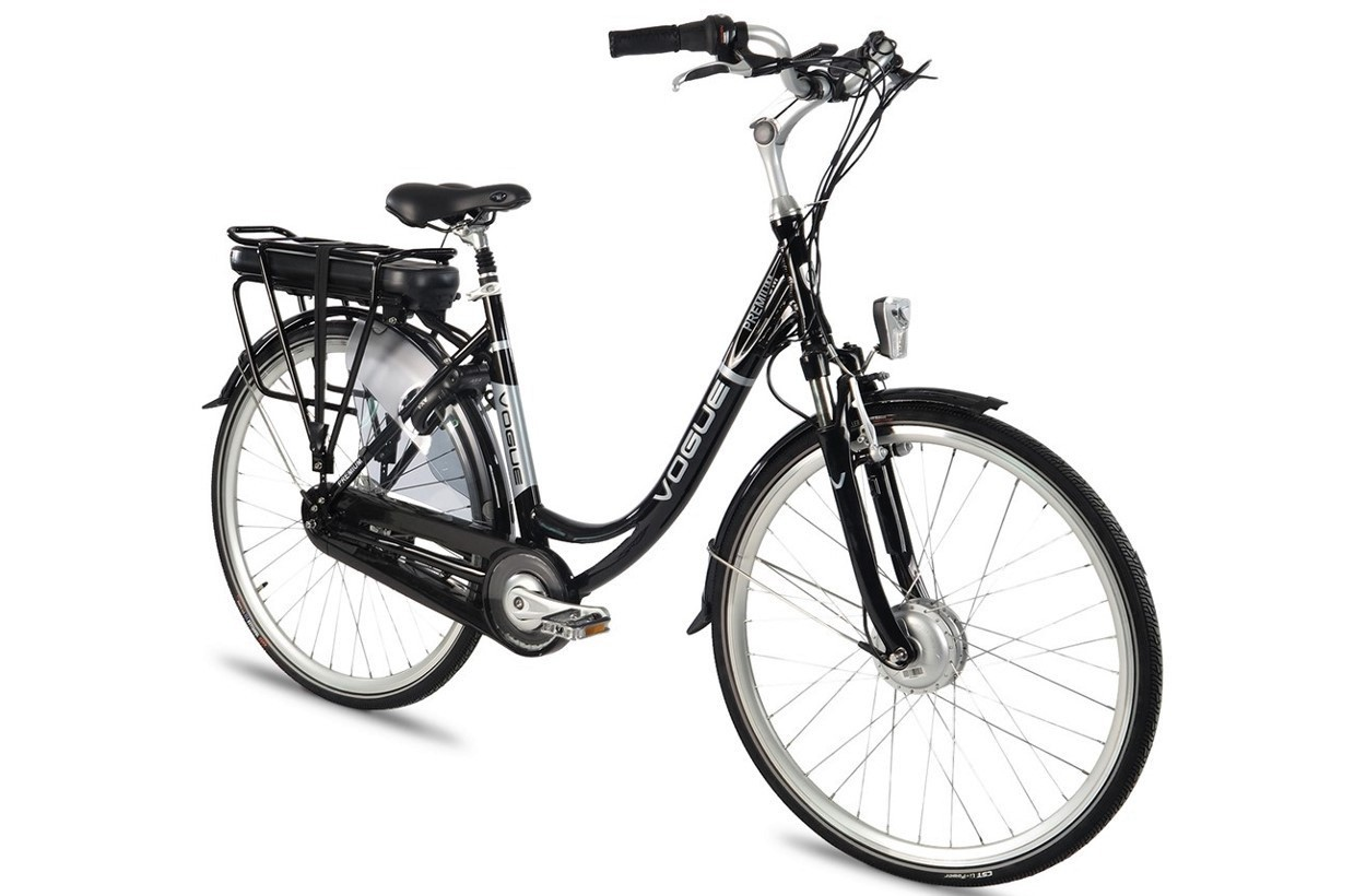 Vogue E-Bike Premium 7V Model 2019 met voorwielmotor