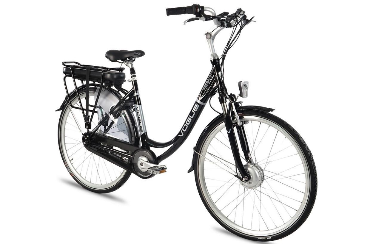 Vogue E-Bike Premium 7 versnellingen met voorwielmotor