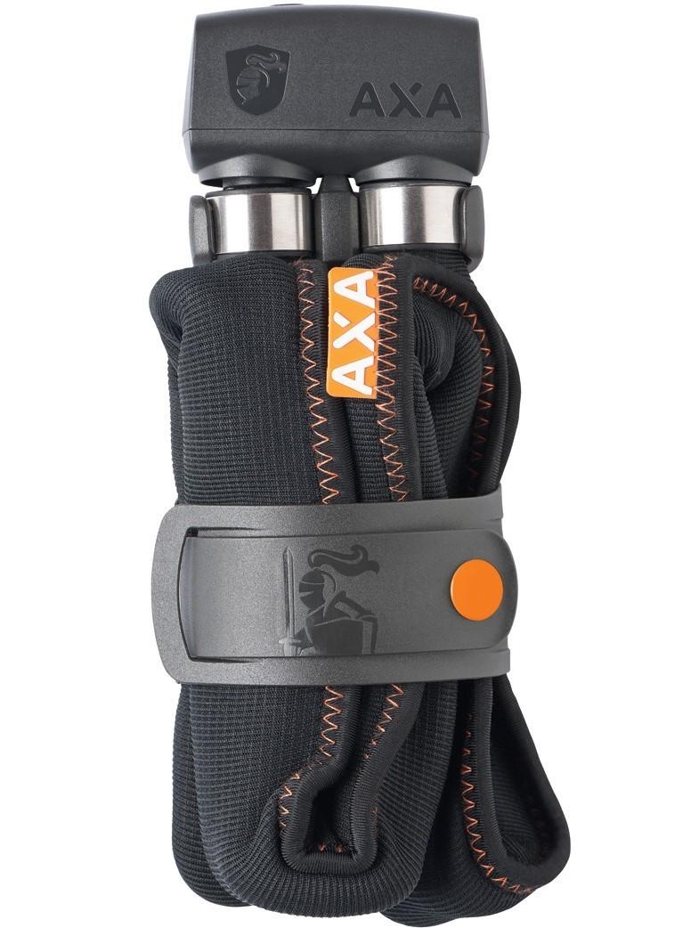 AXA Foldable Vouwslot 1000 105cm/10mm ART** donker grijs