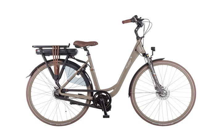 Puch E Balled S met middenmotor
