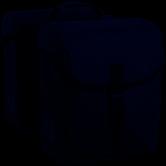 Willex Sportieve Systeem bagagetas 28 liter zwart/grijs