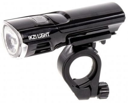 IKZI-Light Koplamp Mr. Brightside Hi-Tech LED zwart