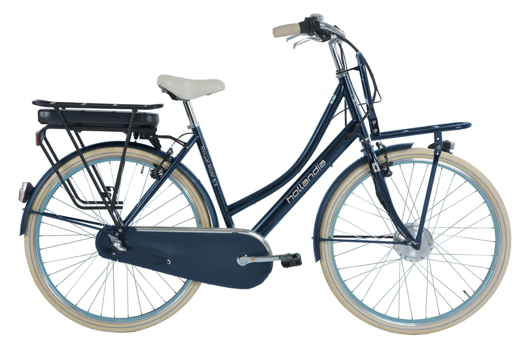 Hollandia Royal Ride 3V E-Bike