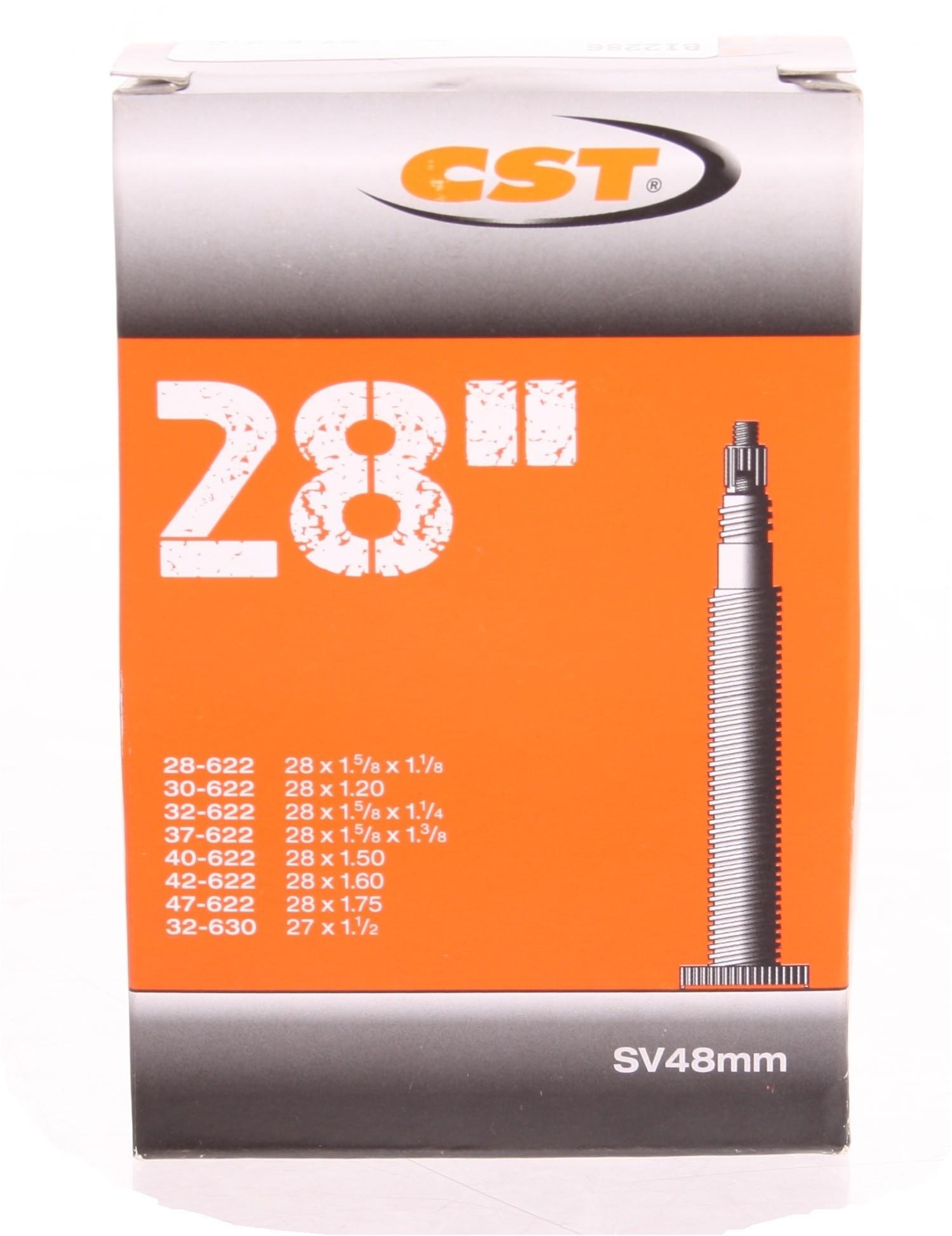 Binnenband CST SV48 28x 1.10-1.75