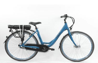 Puch E-Folk Elektrische fiets met 3 Versnellingen
