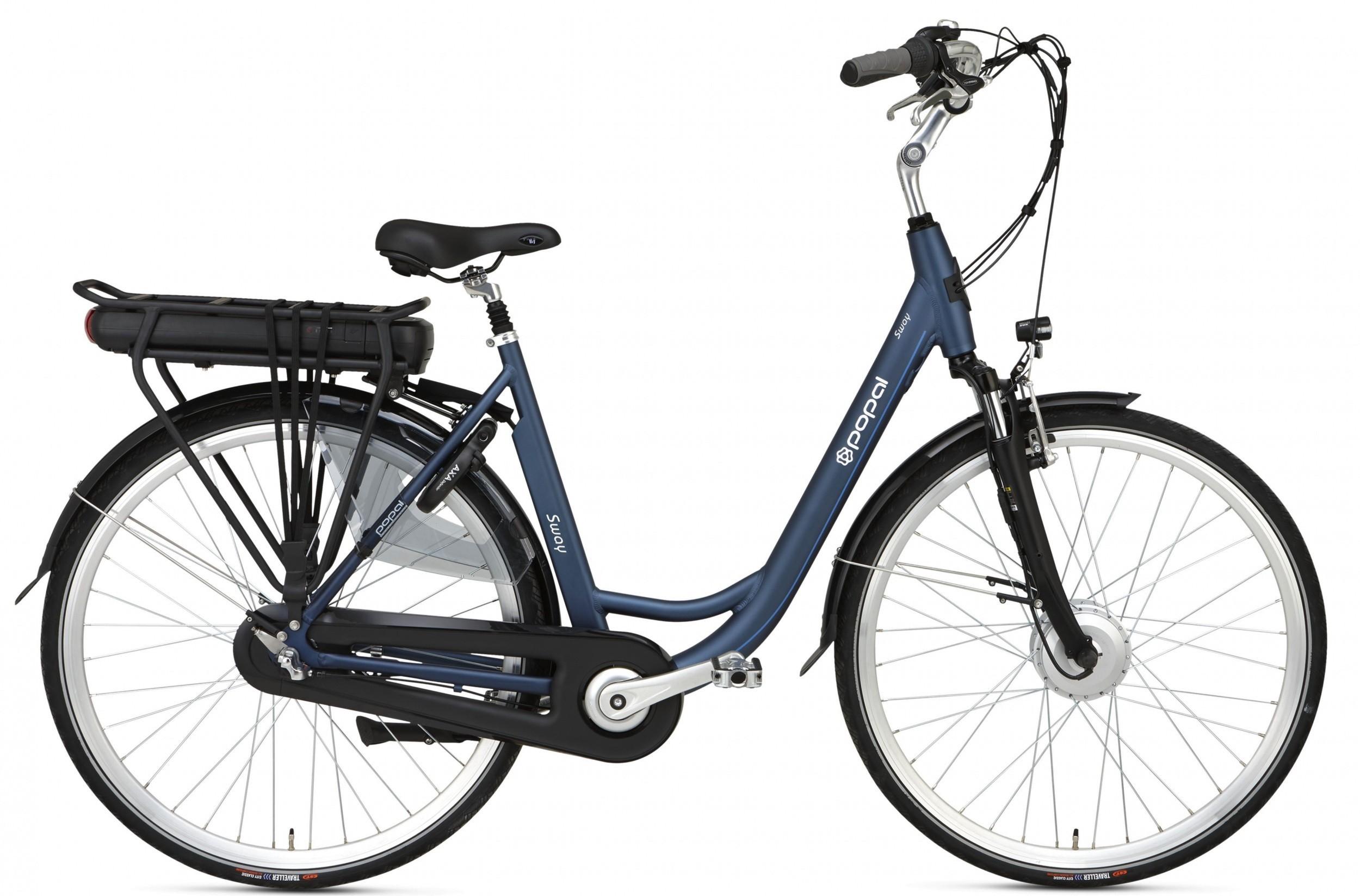 Popal Sway E-Bike 3 Versnellingen (diverse kleuren)