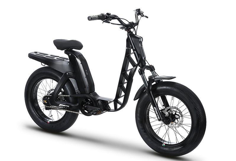 Fantic Issimo Urban E-Bike Bafang 95Nm Middenmotor