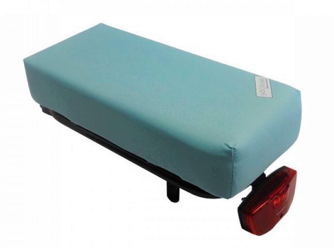 Hooodie Big Cushie bagagedragerkussen Baby Blauw