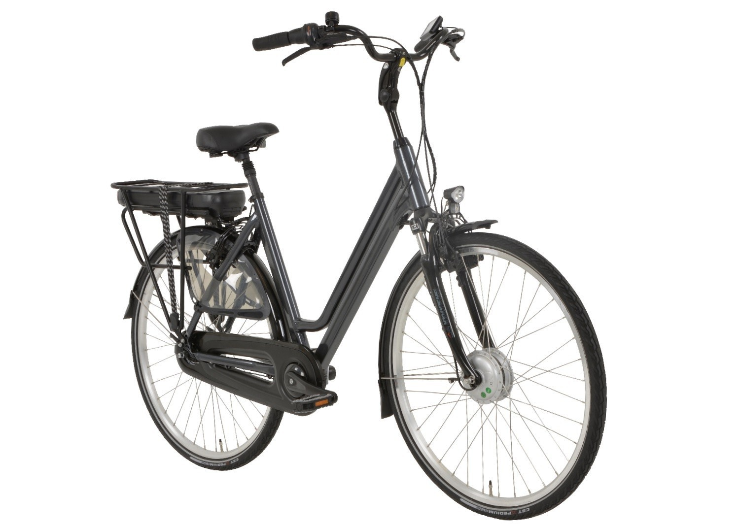 Rivel Montana E-bike 7V met voorwielmotor