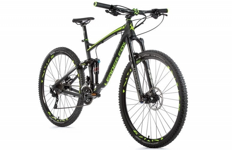 Full suspension MTB Leader Fox HARPER 29