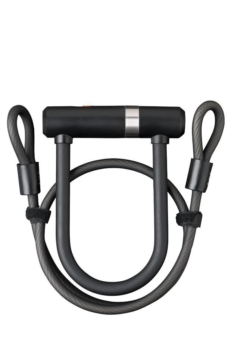 AXA Newton Mini Pro + Cable 100/10