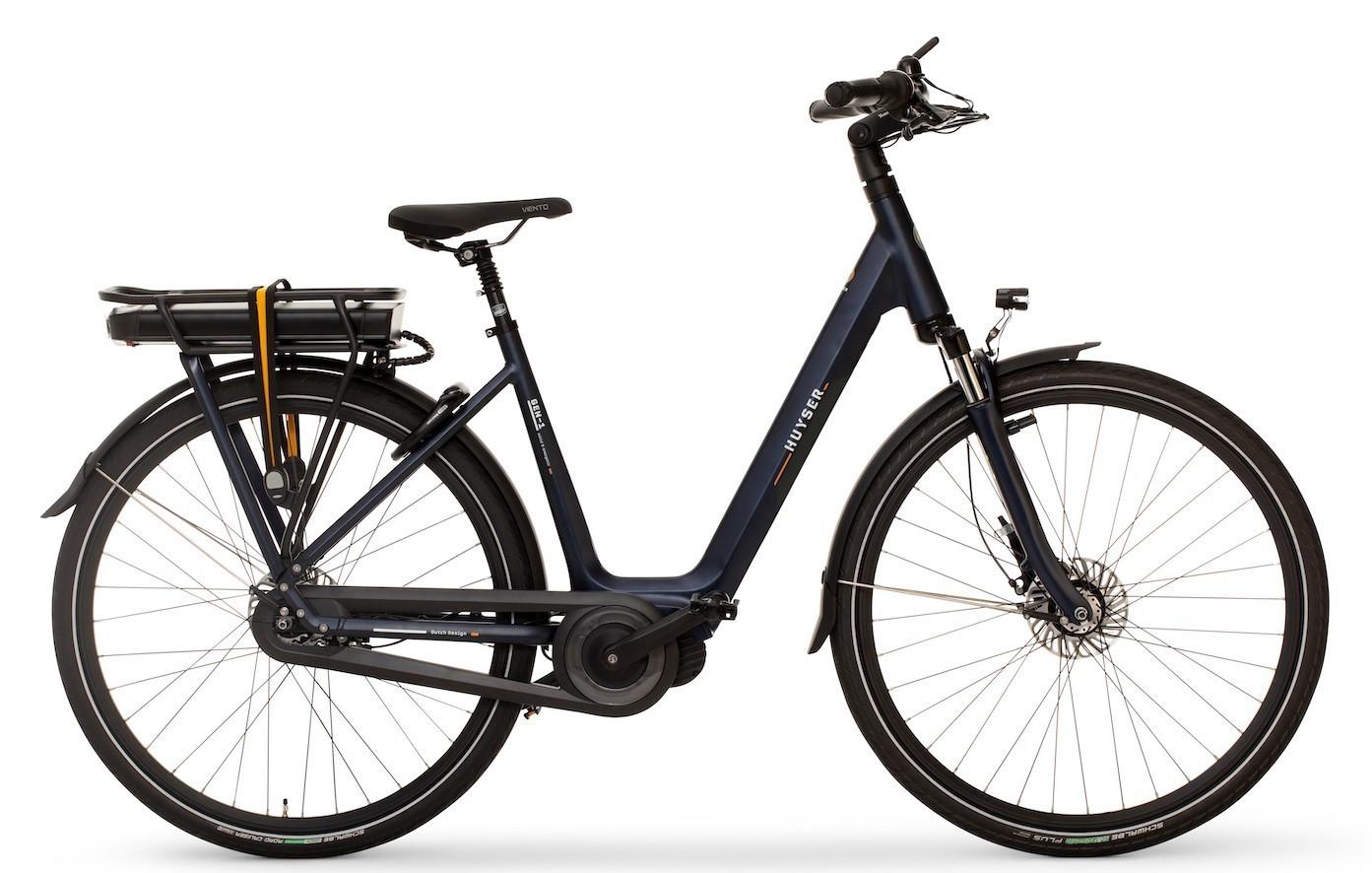 Huyser Gen 1 elektrische fiets 7V met middenmotor