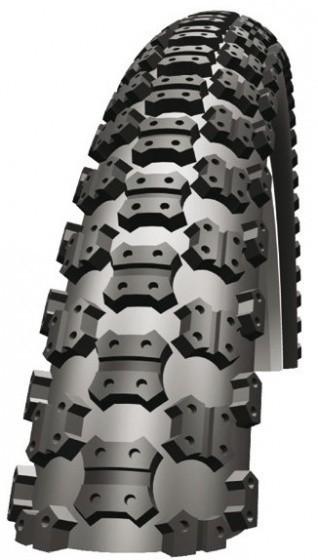Buitenband Deli Tire 12 1/2 x 2 1/4 (62-203) zwart