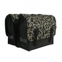 Foto van Beck Classic Decoration zwart/wit 46 liter