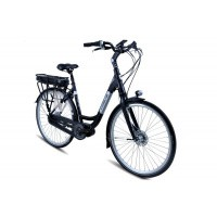 Foto van Vogue E-Bike Infinity MDS Dames 8V Model 2019 met middenmotor