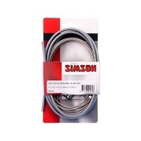 Foto van 020230 Simson Remkabelset Shimano Nexus Rollerbrake grijs