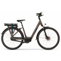 Foto van Huyser Gen 1 elektrische fiets 8V met middenmotor