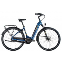 Foto van Leader Fox E-Bike Neba 8V met middenmotor