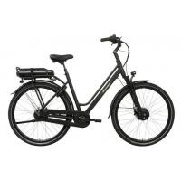 Foto van Brinckers Boston dames elektrische fiets 8V met voorwielmotor