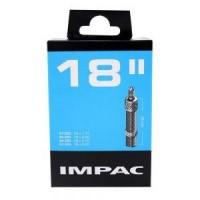 Foto van Impac Binnenband 18 X 1.75/2.25(47/57-355) Dv 26 Mm