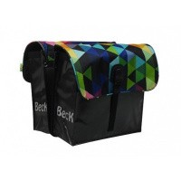 Foto van Beck Small Colored Triangles 35 liter