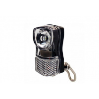 Foto van Union koplamp LED zwart incl. batterijen