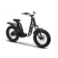 Foto van Fantic Issimo Urban E-Bike Bafang 95Nm Middenmotor