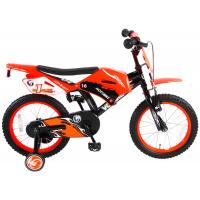 Foto van Volare Motobike 16 inch jongensfiets