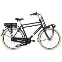 Foto van Brinckers Baxter Heren elektrische fiets 7V met voorwielmotor