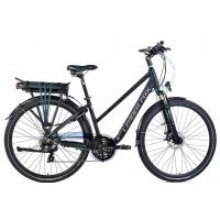 Foto van Leader Fox E-Bike Forenza Lady 21V met achterwielmotor