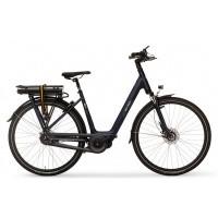 Foto van Huyser Gen 1 elektrische fiets 7V met middenmotor