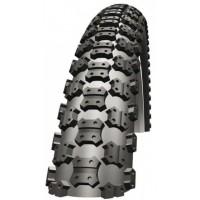 Foto van Buitenband Deli Tire 12 1/2 x 2 1/4 (62-203) zwart