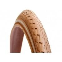 Foto van Buitenband Deli Tire 26-1.75(47-559) bruin