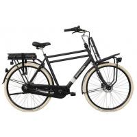 Foto van Brinckers Baxter Heren elektrische fiets 8V met middenmotor