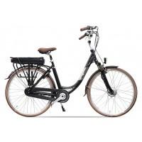 Foto van Velora Deluxe E-bike 7V met voorwielmotor