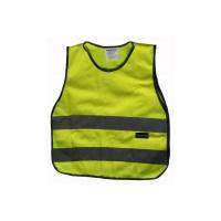 Foto van IKZI-Light Reflect Shirt XS geel Veiligheidsvest junior