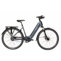 Foto van Huyser Ultremo Belt elektrische fiets Enviolo met middenmotor