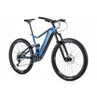 Foto van Leader Fox Acron Full suspension E-Bike MTB 29