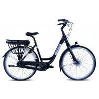 Foto van Vogue E-Bike Infinity Hydraulisch Dames 8V met middenmotor