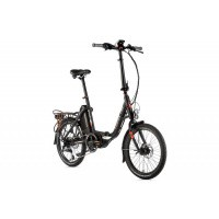 Foto van Leader Fox E-bike Harlan vouwfiets