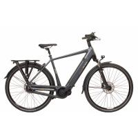 Foto van Huyser Domaso Men elektrische fiets 8V met middenmotor