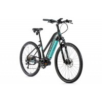 Foto van Leader Fox Cross E-Bike Bend lady
