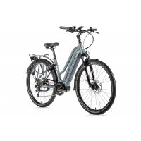 Foto van Leader Fox E-Bike Lucas Dames 9V model met middenmotor