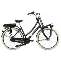 Foto van Brinckers Baxter elektrische fiets 7V met voorwielmotor